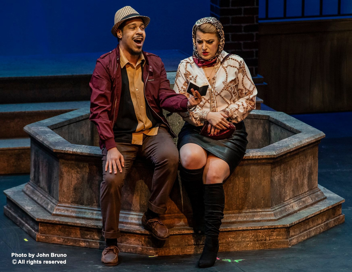 Don Giovanni- Bronx Opera