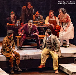 Der Freischütz- Kuno- Bronx Opera