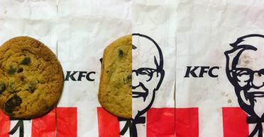 Kentucky Fried Cookie