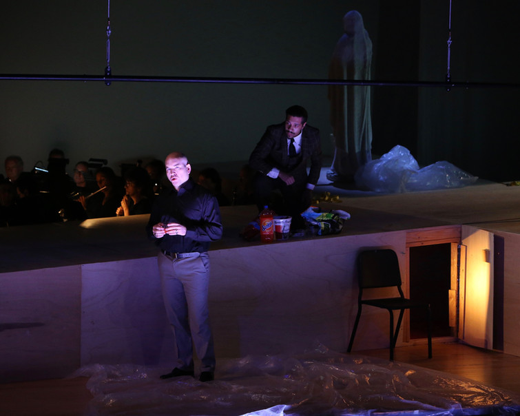 Tosca- Long Island Lyric Opera
