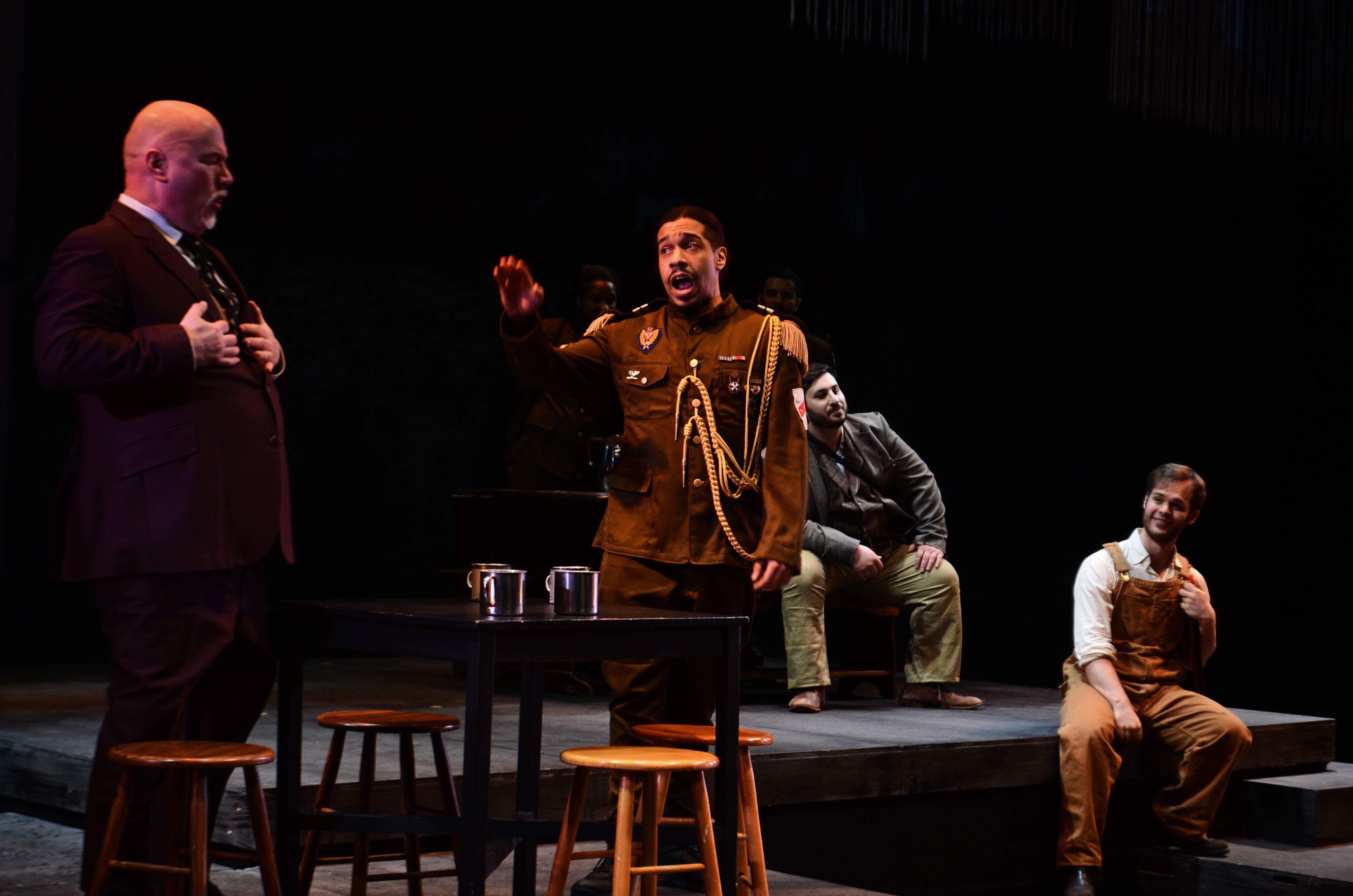 Der Freischütz- Ottokar- Bronx Opera