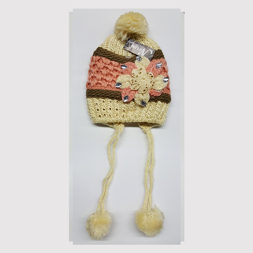 MIKY KNIT BEANIE with EARFLAPS