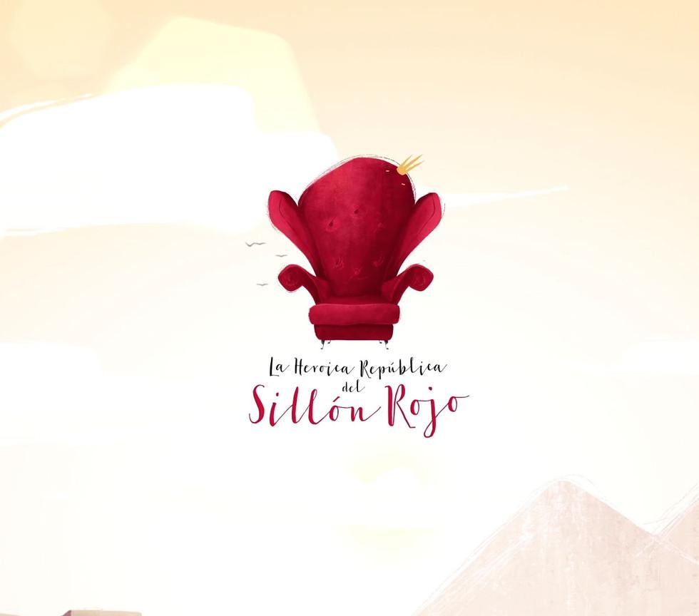Sillon Rojo