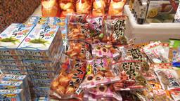 沖縄物産展・ウィッグ・和物雑貨