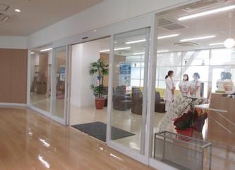 4F 桶川医療クリニック 新規開院に向けて内覧会