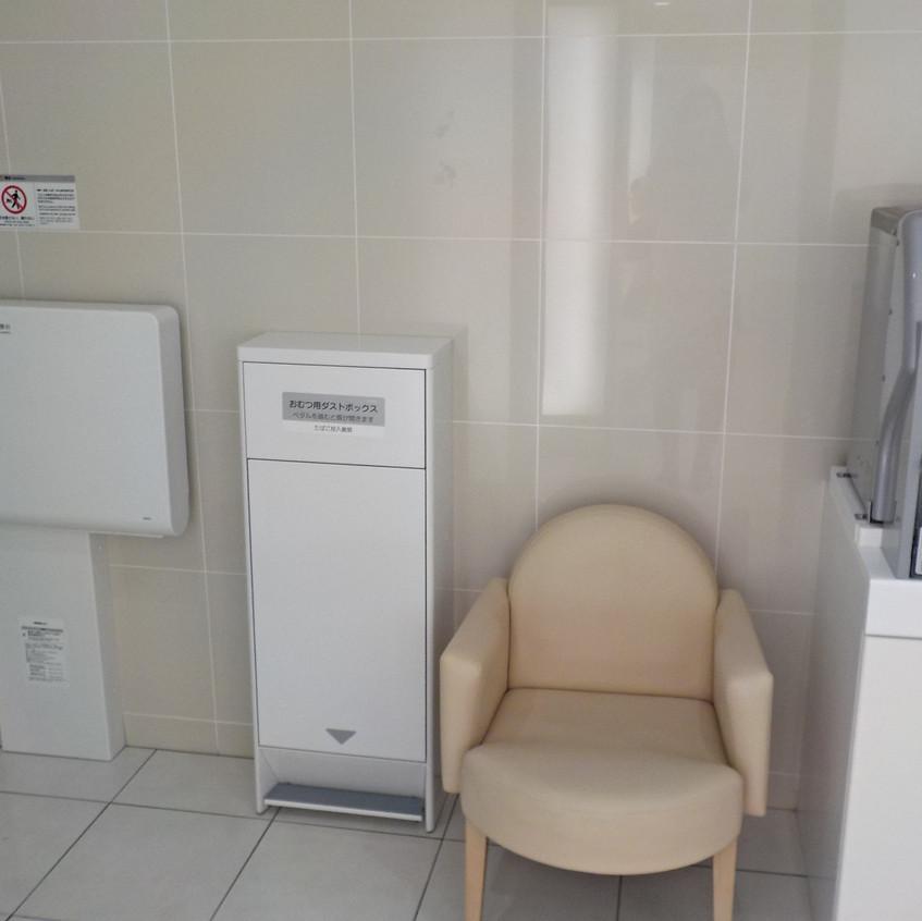 2F女子トイレ