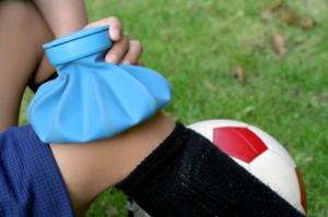Dor na frente dos joelhos em crianças e adolescentes