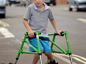 Os problemas da marcha na paralisia cerebral