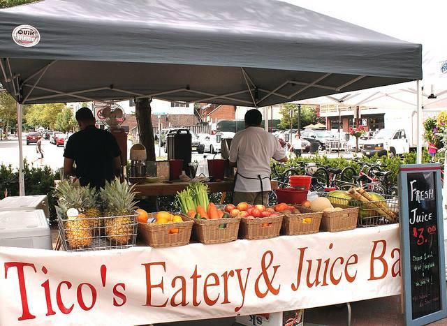 Ticos Princeton Farmers Market