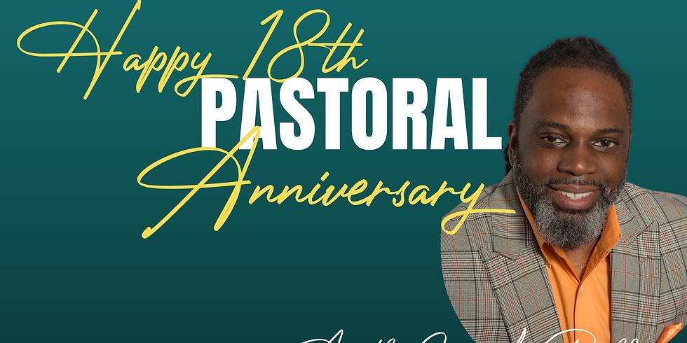 Apostle Gary Bellinger Pastoral Anniversary