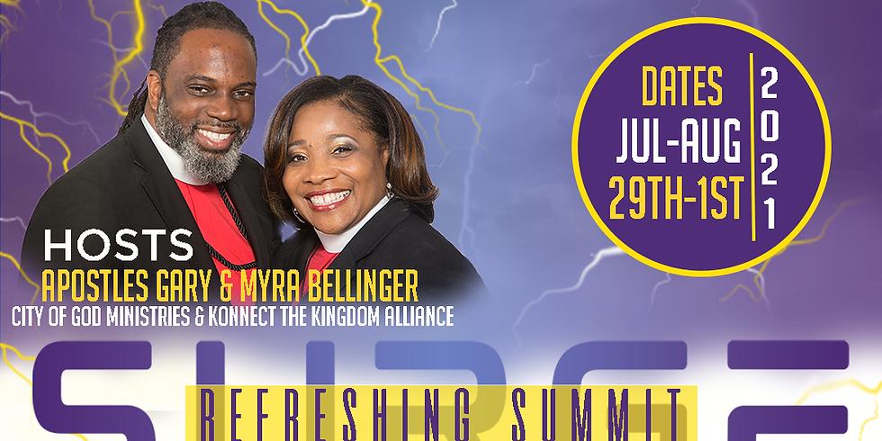 Refreshing Summit: SURGE