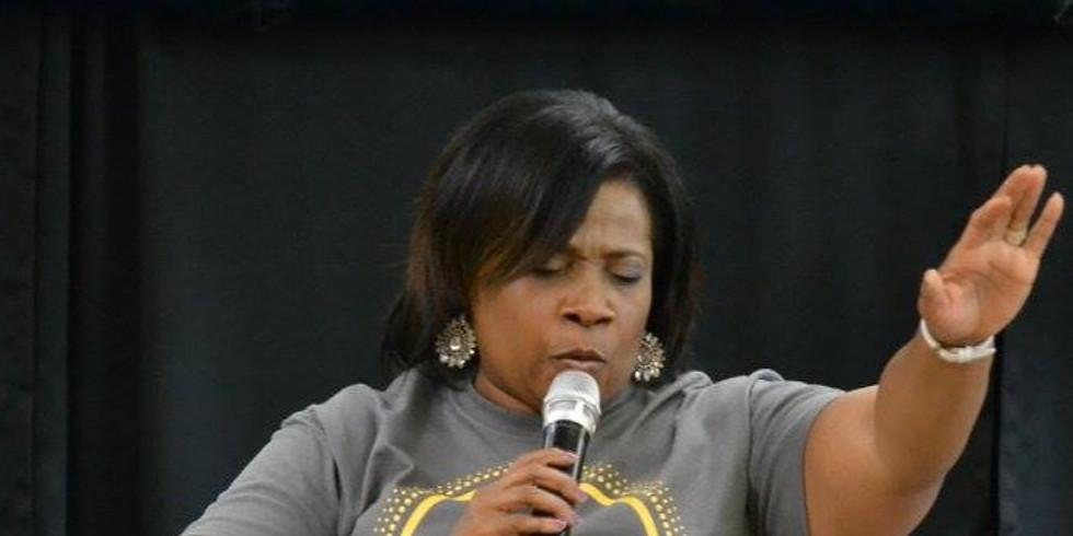 In His Presence Prayer