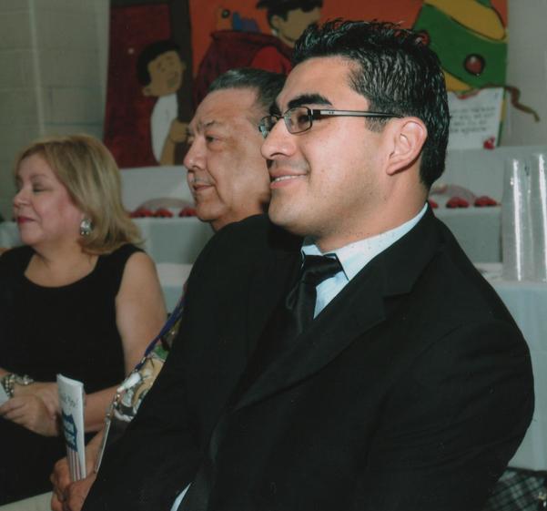 State Representative Armando Walle, Precint Judge Richard Cortez