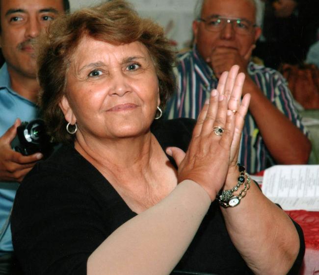 National LULAC Vice President Bertha Urteaga