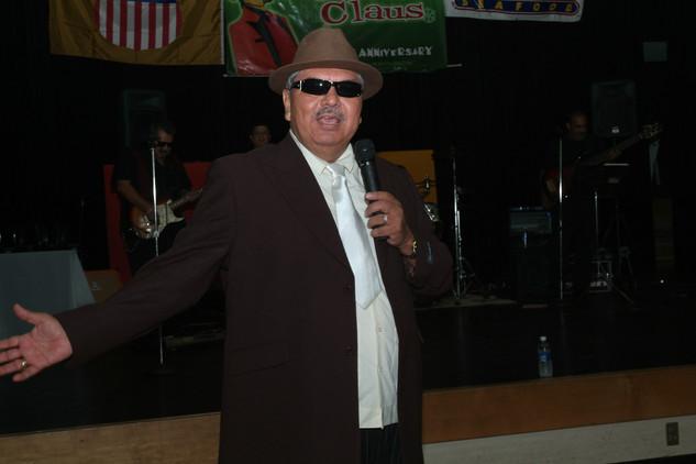 Senator Mario Gallegos
