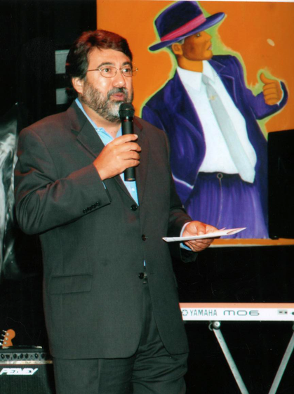 State Representative Roman Martinez