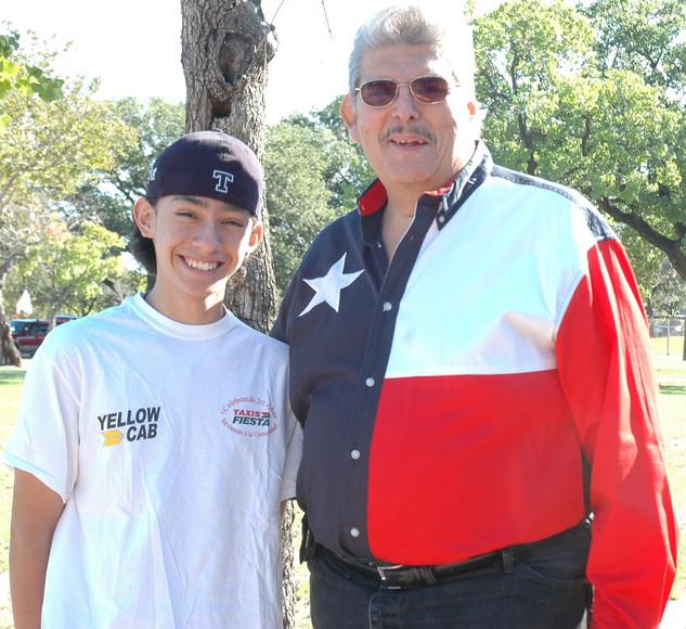 School Board Member Manuel Rodriguez & Rene