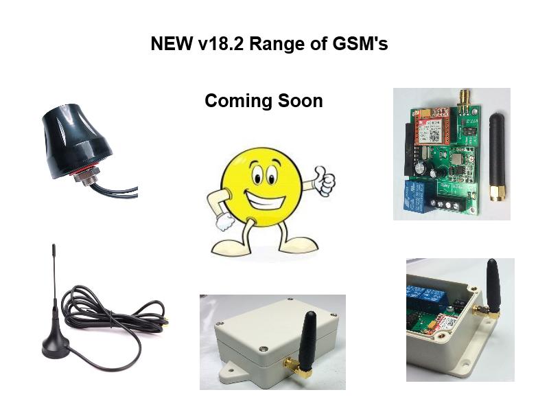 New range gsms