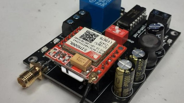 GSM PCB Back by popular demand