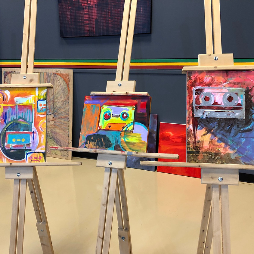Fri. Sept 27 Painting Party