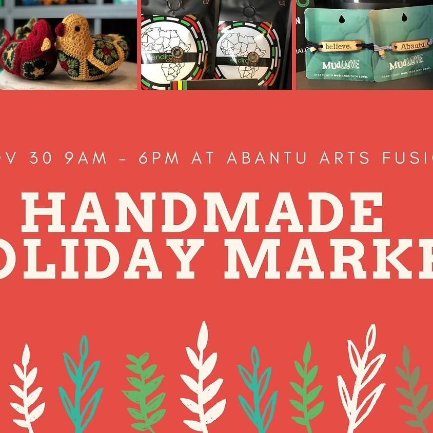 Handmade Holiday Market