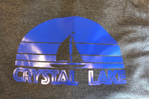 Crystal Lake Sweatshirt size Medium