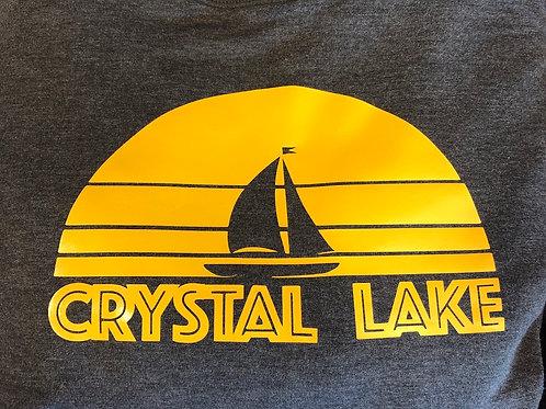 Crystal Lake Sweatshirt size X-Large