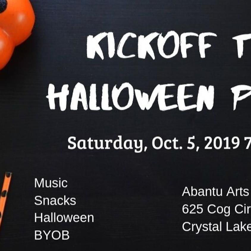 Halloween Kickoff Party
