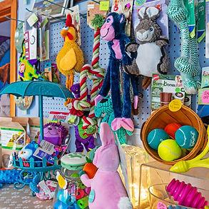 Pet Resort Dog Toys