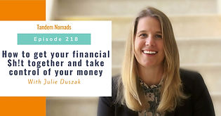 How to get your financial shit together