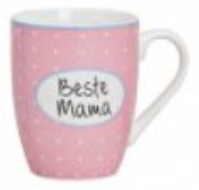 """Becher """"Beste Mama"""""""