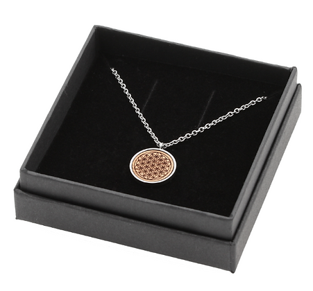 """Halskette """"Blume des Lebens"""""""