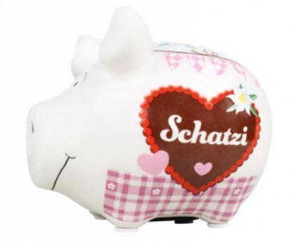 """Sparschwein """"Schatzi"""""""