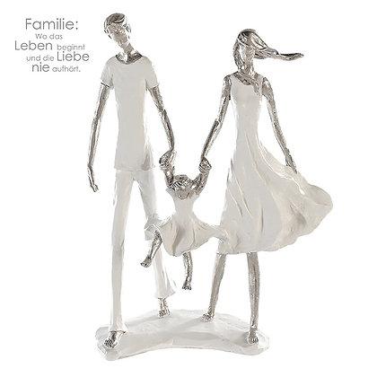 "Skulptur ""Family"""