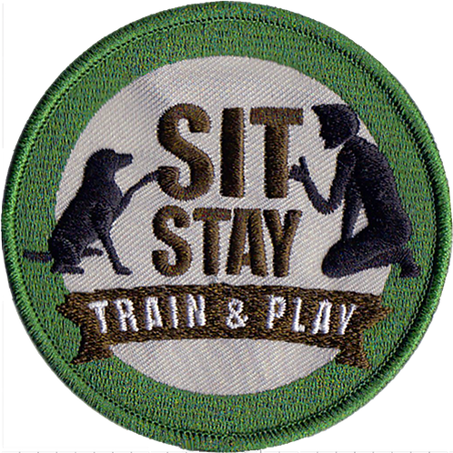 Sit Stay Patch