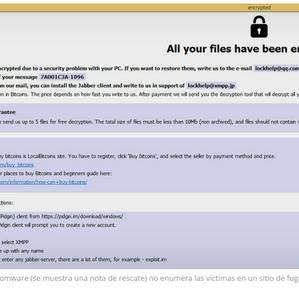 Ransomware: sin disminución de víctimas publicadas en sitios de fuga de datos