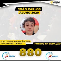 JOÃO CARLOS REDAÇÃO