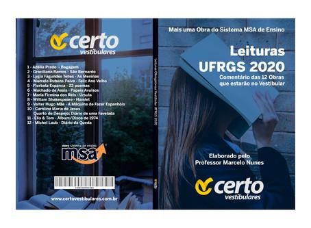 Leituras Obrigatórias UFRGS 2020