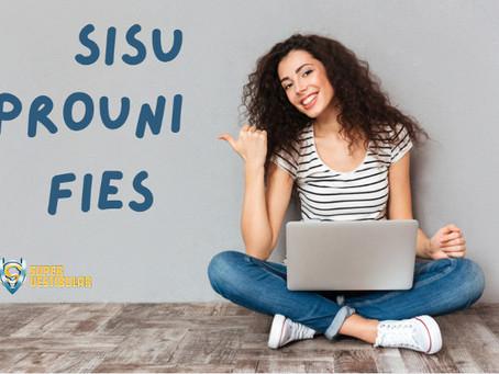 MEC anuncia datas do SiSU, ProUni e Fies 2021/2