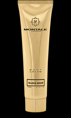 Montale Black Aoud Body Cream