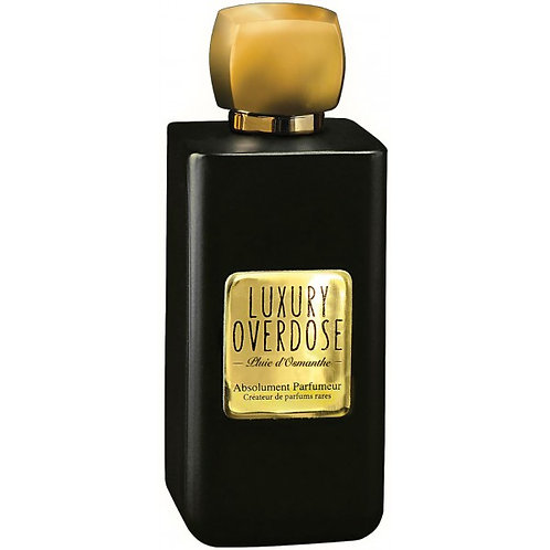 Absolument Parfumeur Luxury Overdose Pluie d'Osmanthe