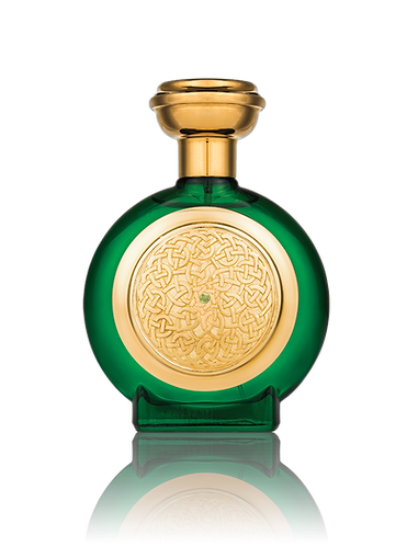 Boadicea the Victorious Green Sapphire
