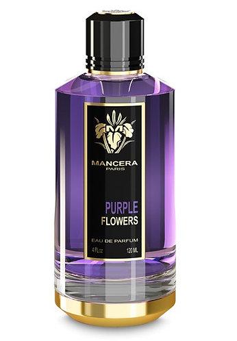 Mancera Purple Flowers