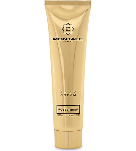 Montale Roses Musk Body Cream