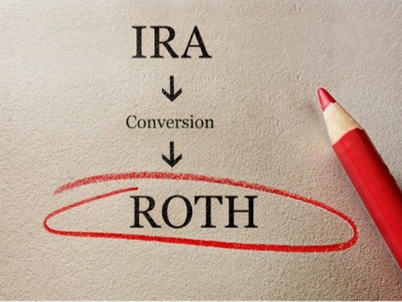 The Roth IRA Conversion: Retirement Planning Tool?