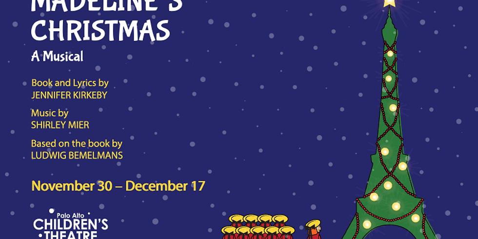 Madeline's Christmas: 12/6 4:30 PM