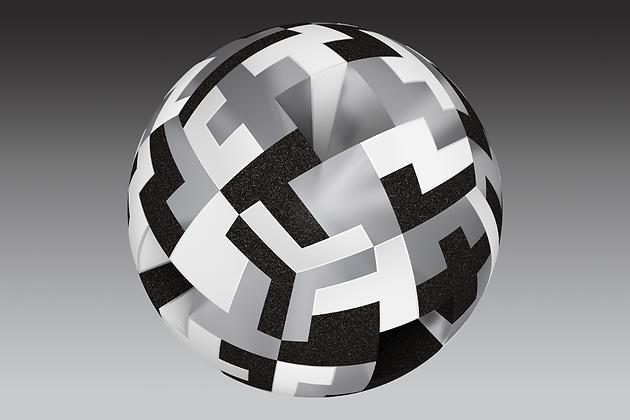 Puzzled Sphere