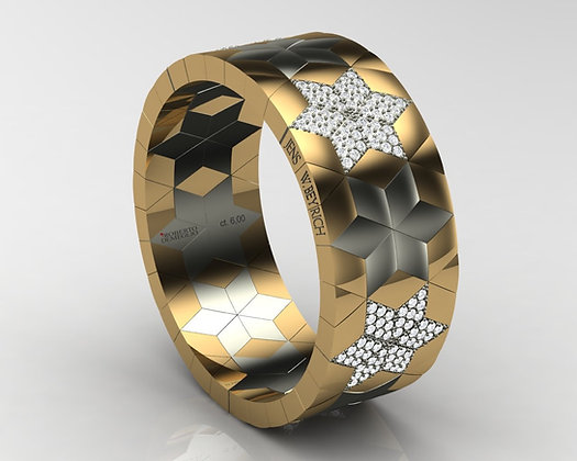 Gold Diamond Stars, Double Signature Roberto Demeglio-Jens W. Beyrich