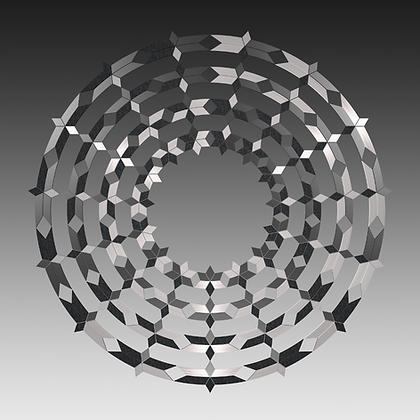 Star Mandala (C-Print)
