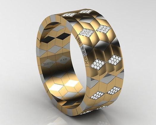Diamond Pairs, Double Signature Roberto Demeglio-Jens W. Beyrich